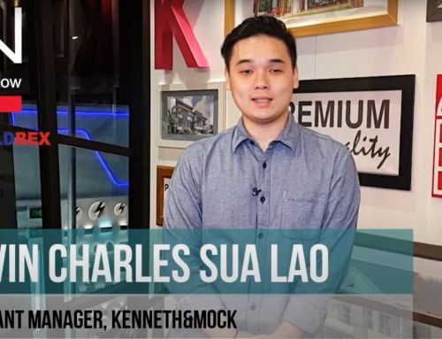 #LeadersTalk​ with Kenneth & Mock Designs, Kevin Lao