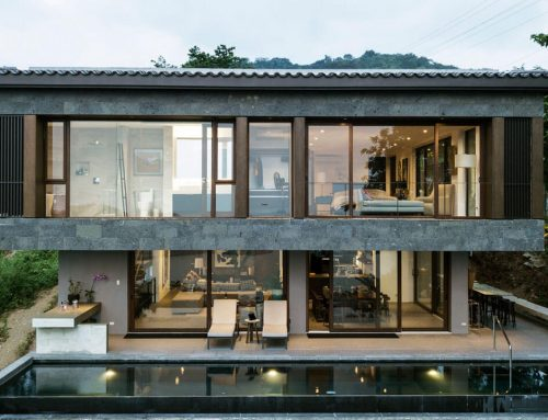 RL House:  Modern Tropical House on a Hill